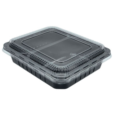 Compac Container in CPET + Lid in APET