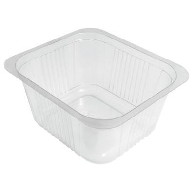 Transparent Container APN65T Compac in Polypropylene (PP)