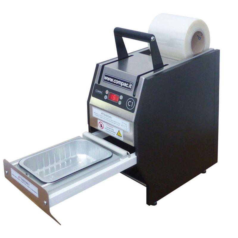 Heat Sealer Machine C1HS Compac - open drawer