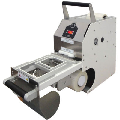 Heat Sealer Machine C2B Compac - open drawer