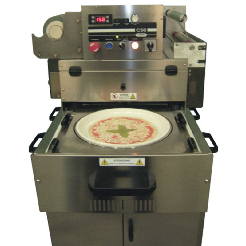 Heat Sealer Machine Compac C50PF for Pizza