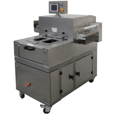 Heat Sealer Machine for modified atmosphere packaging (MAP) C35 Compac